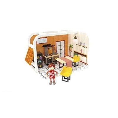 Wholesaler of Juguete casa muñecas Woomax - cocina
