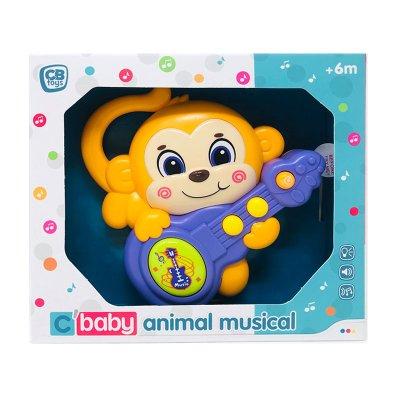 Wholesaler of Juguete animal musical CBaby - mono
