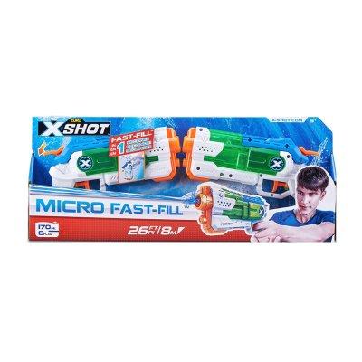 Playset Blaster X Shot Micro Fast-Fill