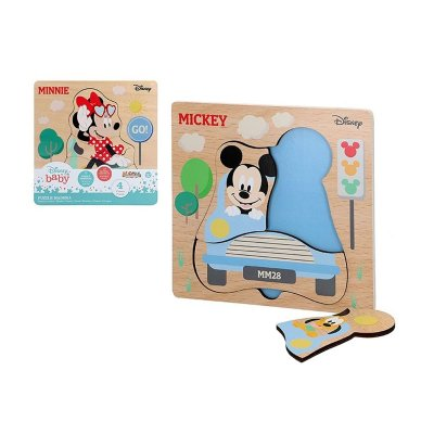 Wholesaler of Puzzle madera Disney Woomax