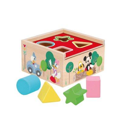 Wholesaler of Cubo formas Disney Woomax