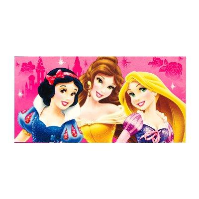 Toalla algodón Princesas Disney