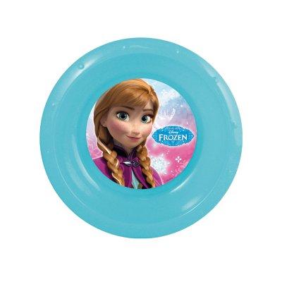 Cuenco plástico Frozen Anna