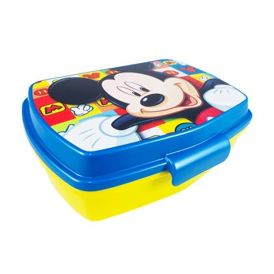 Sandwichera rectangular Mickey Mouse Disney