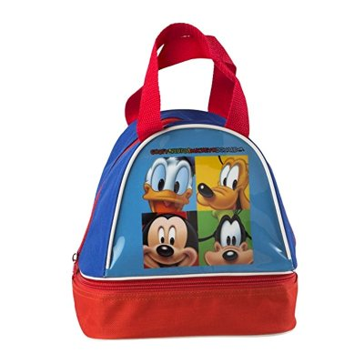 Bolsito portameriendas Mickey Mouse