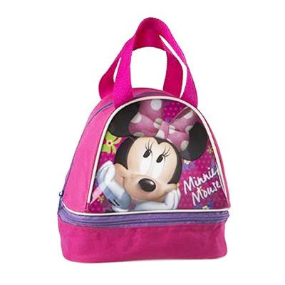 Bolsito portameriendas Minnie Mouse