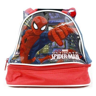 Bolsito portameriendas Spiderman