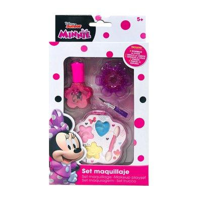 Set de maquillaje 3 piezas Minnie Mouse Disney