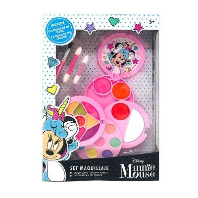 Set de maquillaje estuche Minnie Mouse Unicornio