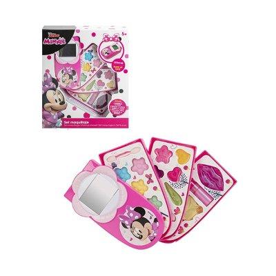 Set de maquillaje estuche Minnie Mouse