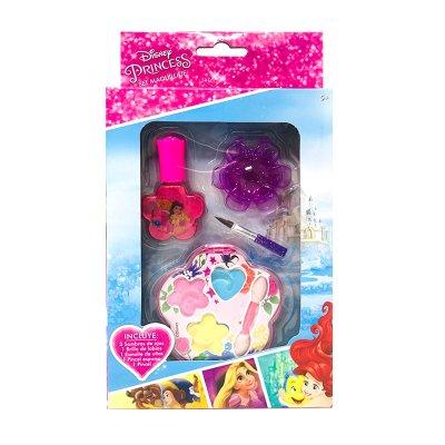Set de maquillaje 3 piezas Princesas Disney