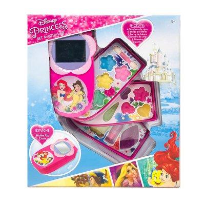Set de maquillaje estuche Princesas Disney