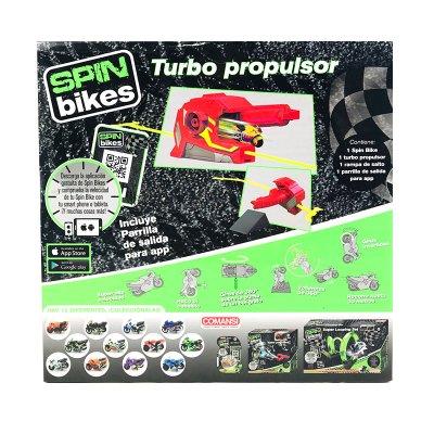 Wholesaler of Playset Turbo propulsor Spin Bikes