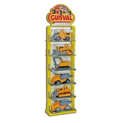 Wholesaler of Miniaturas vehículos de obras públicas escala 1:58