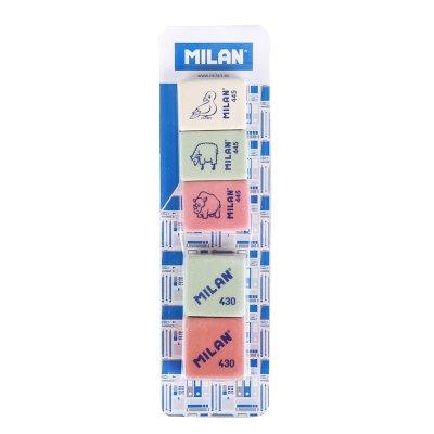 Distribuidor mayorista de Blister 2 gomas Milan 430 + 3 gomas Milan 445