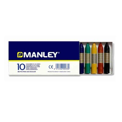 Wholesaler of Ceras Manley surtido 10 colores