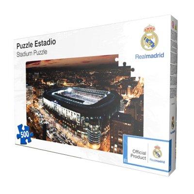 Puzzle Estadio Real Madrid 500pzs