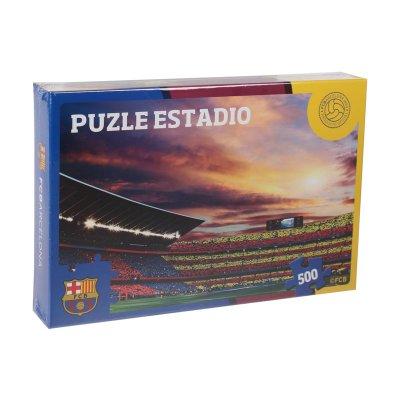 Puzzle Estadio FCB Barcelona 500pzs