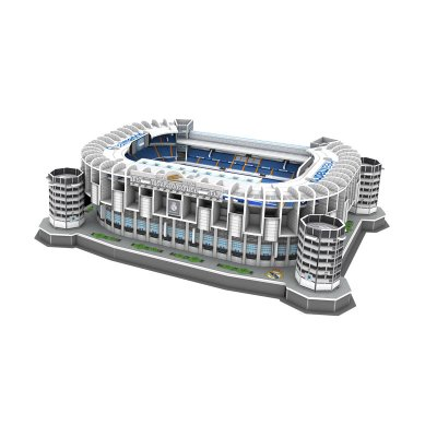 Wholesaler of Puzzle 3D Estadio Santiago Bernabéu Real Madrid