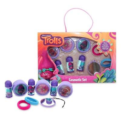 Set cosméticos 9 piezas Trolls