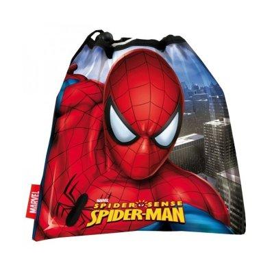 Saquito merienda 25cm Spiderman Spidersense