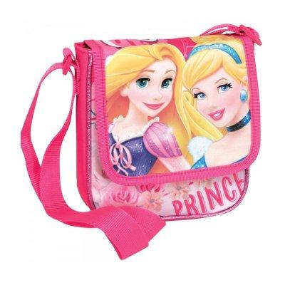 Wholesaler of Bandolera con solapa Princesas Disney 20cm