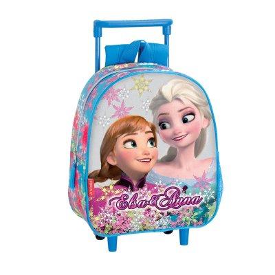 Mochila Trolley infantil Frozen Ana y Elsa 30cm