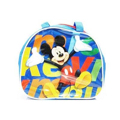 Bolso alto portameriendas con asas Mickey 20cm