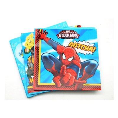 Wholesaler of Paquete de 20 servilletas 33x33cm Ultimate Spiderman