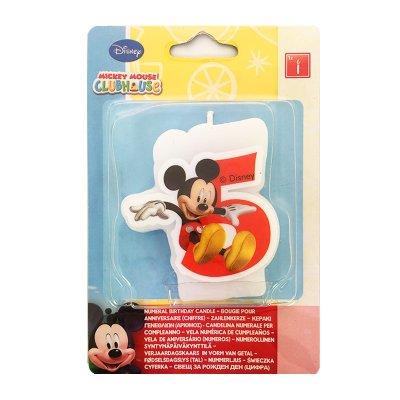 Wholesaler of Vela número 5 Mickey Mouse