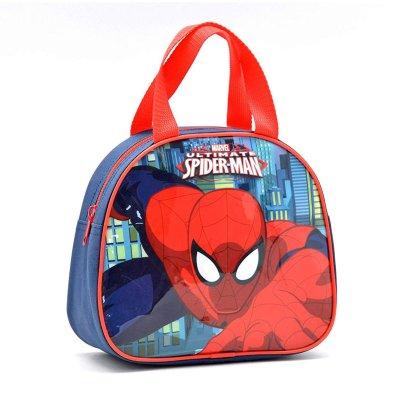 Bolso alto portameriendas con asas Ultimate Spiderman