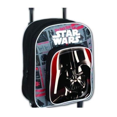 Mochila Trolley infantil Darth Vader Star Wars 30cm