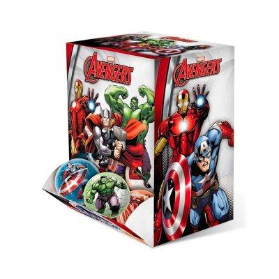 Mini pelotas 6cm Los Vengadores Marvel