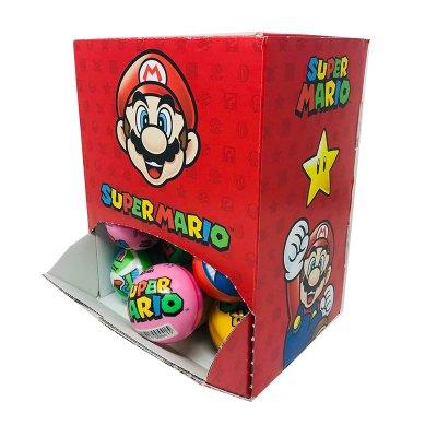 Mini pelotas 6cm Super Mario