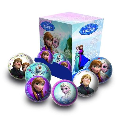 Wholesaler of Mini pelotas 6cm Frozen