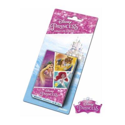 Baraja de cartas infantiles napies Princesas Disney