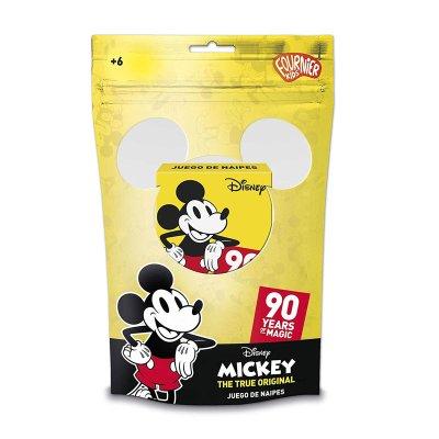 Wholesaler of Baraja de cartas infantiles juego de naipes Mickey 90 Years of Magic