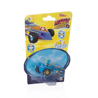 Vehículo Mickey and The Roadster Racers 1:64 Cabin Cruiser