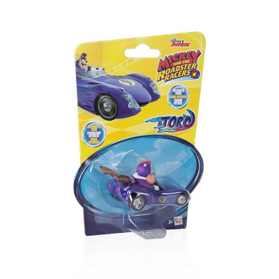 Vehículo Mickey and The Roadster Racers 1:64 El Toro