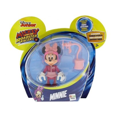 Figura Mickey and The Roadster Racers - Minnie