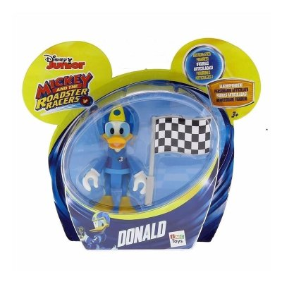 Figura Mickey and The Roadster Racers - Donald