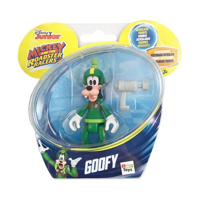 Figura Mickey and The Roadster Racers - Goofy