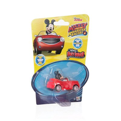 Vehículo Mickey and The Roadster Racers 1:64 Daily Driver