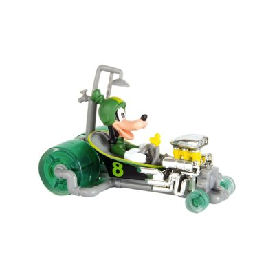 Wholesaler of Vehículo Mickey and The Roadster Racers 1:64 Turbo Tubster- verde