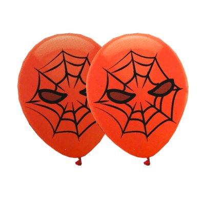 Caja 30 bolsas globos de Spiderman