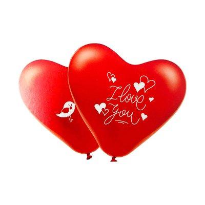 Globo gigante corazón San Valentín