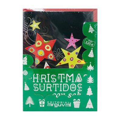 Expositor tarjetas Navidad c/sobres Prensa
