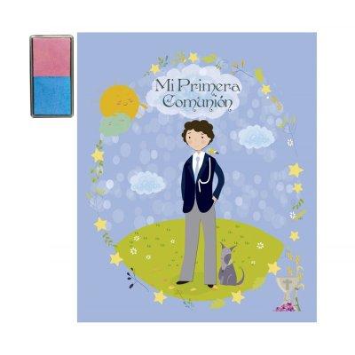 Wholesaler of Libro Mi primera comunión - chico
