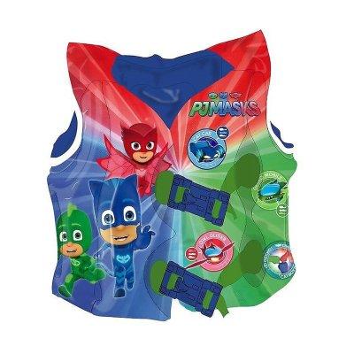 Chaleco salvavidas infantil PJ Masks 40x31cm