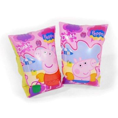 Manguitos hinchables Peppa Pig 25x15x15cm